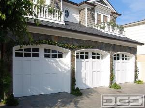 Cottage Style Garage Doors