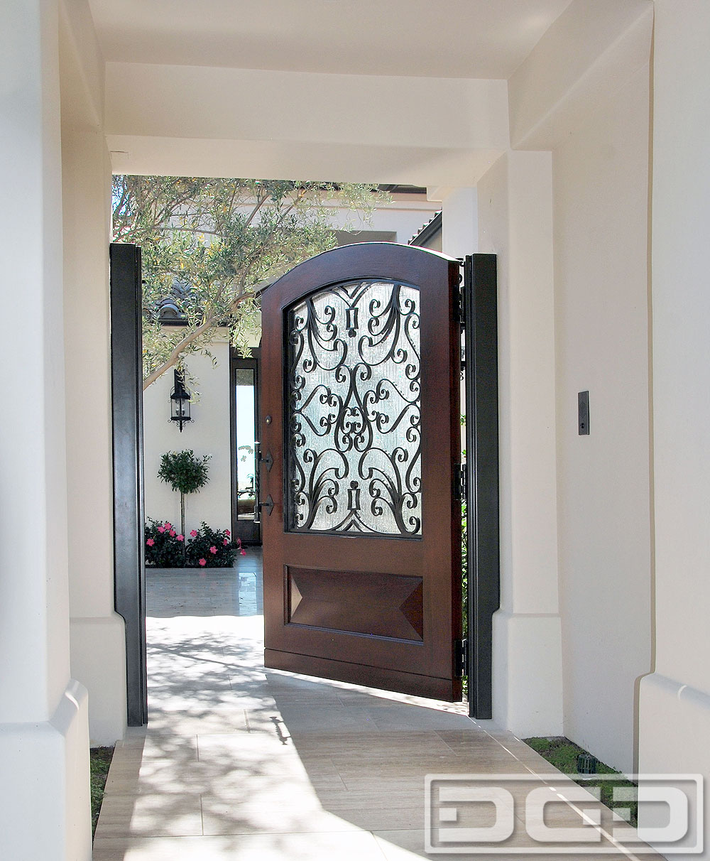 Architectural Gates 02 | Custom Designer Pedestrian Gate