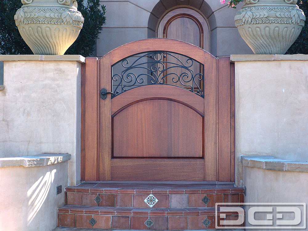 Architectural Gates 09 | Custom Designer Pedestrian Gate