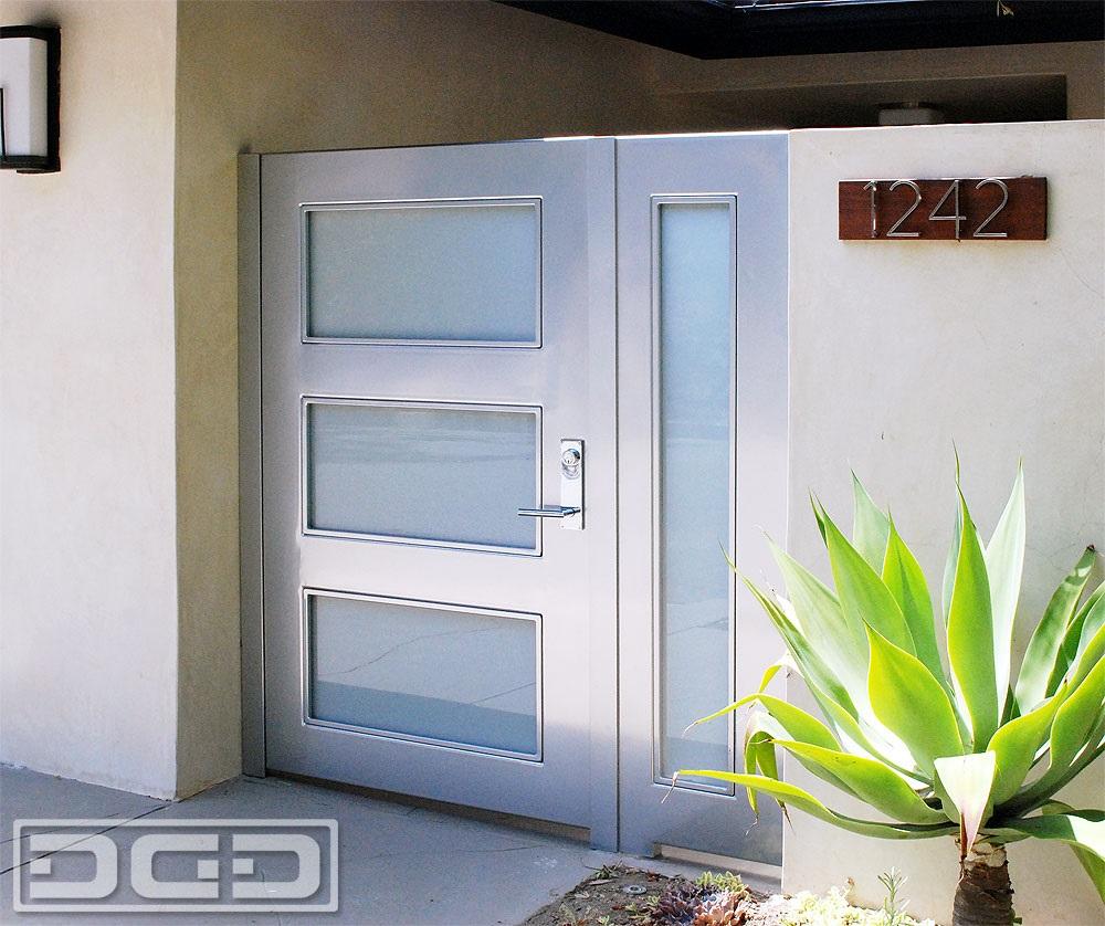 Architectural Gates 21 | Custom Designer Pedestrian Gate