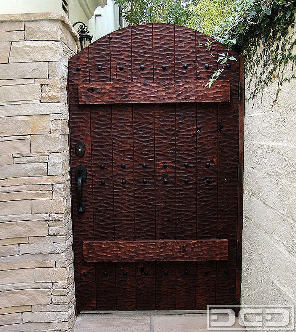 Architectural Gates 22 | Custom Designer Pedestrian Gate