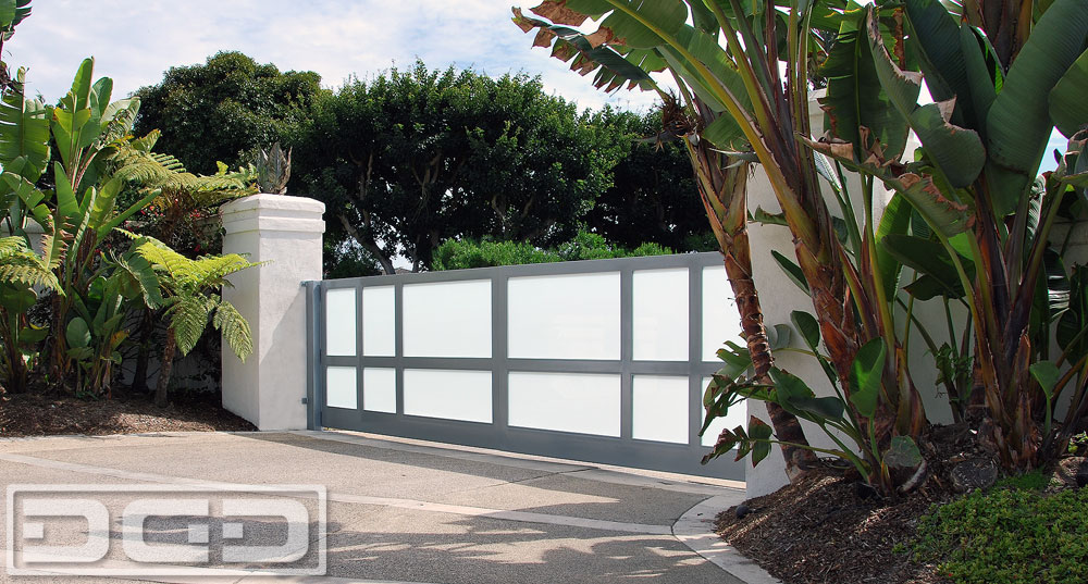 Architectural Gates 27 | Custom Designer Driveway Gate