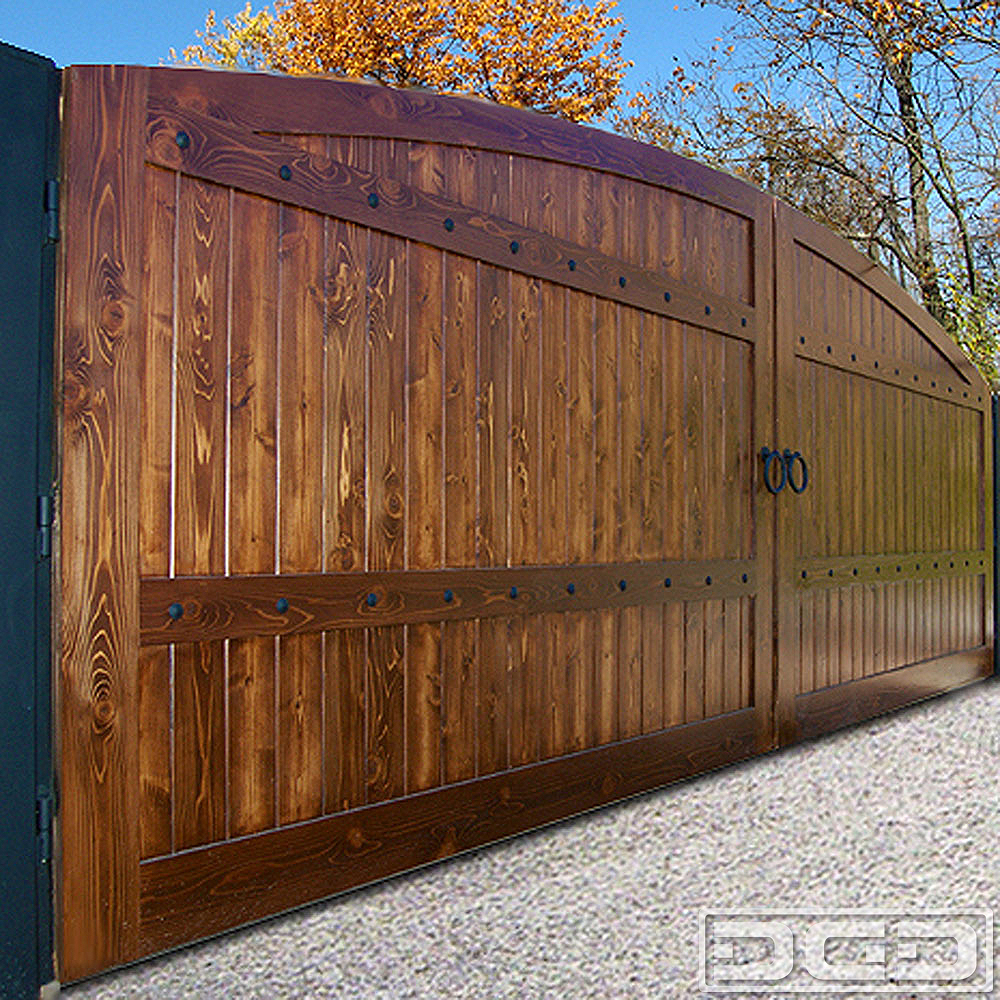 Architectural Gates 29 Custom Designer Driveway Gate