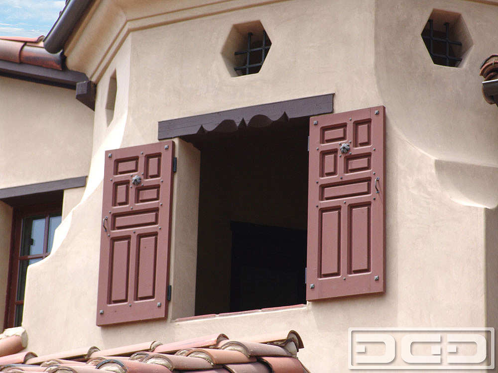 Architectural Shutters 13 | Decorative Exterior Shutters