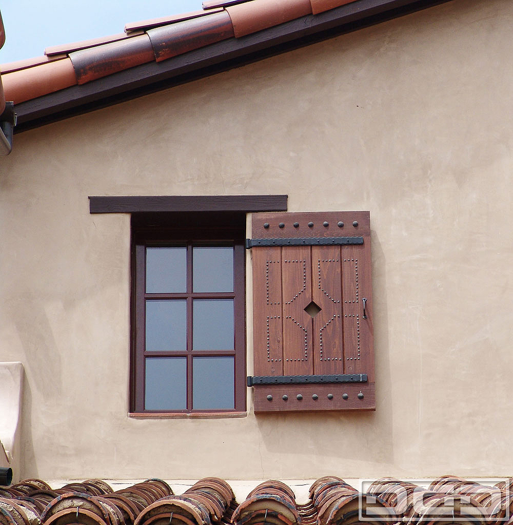 architectural shutters 14 decorative exterior shutters - Decorative Shutters