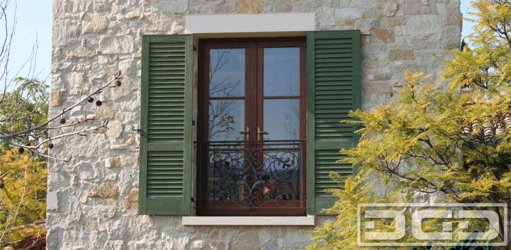 Architectural Shutters 23 | Decorative Exterior Shutters