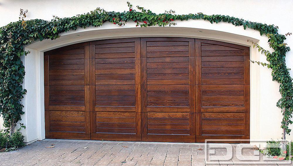 California Dream 02 Custom Architectural Garage Door