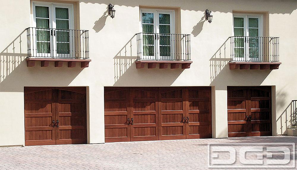 California Dream 03 | Custom Architectural Garage Door