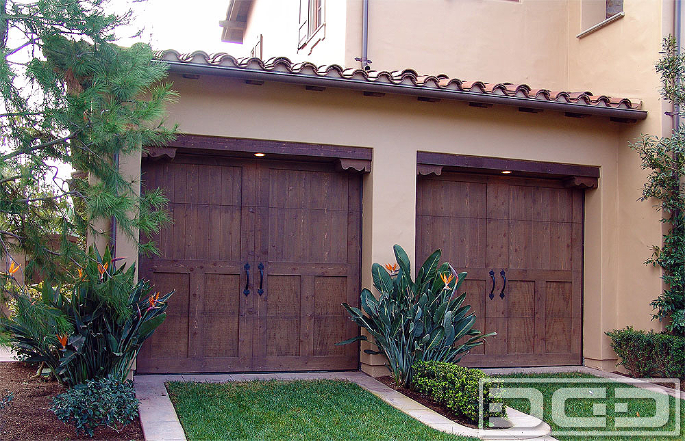 California Dream 05 | Custom Architectural Garage Door