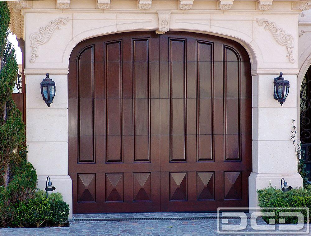 California Dream 06 Custom Architectural Garage Door