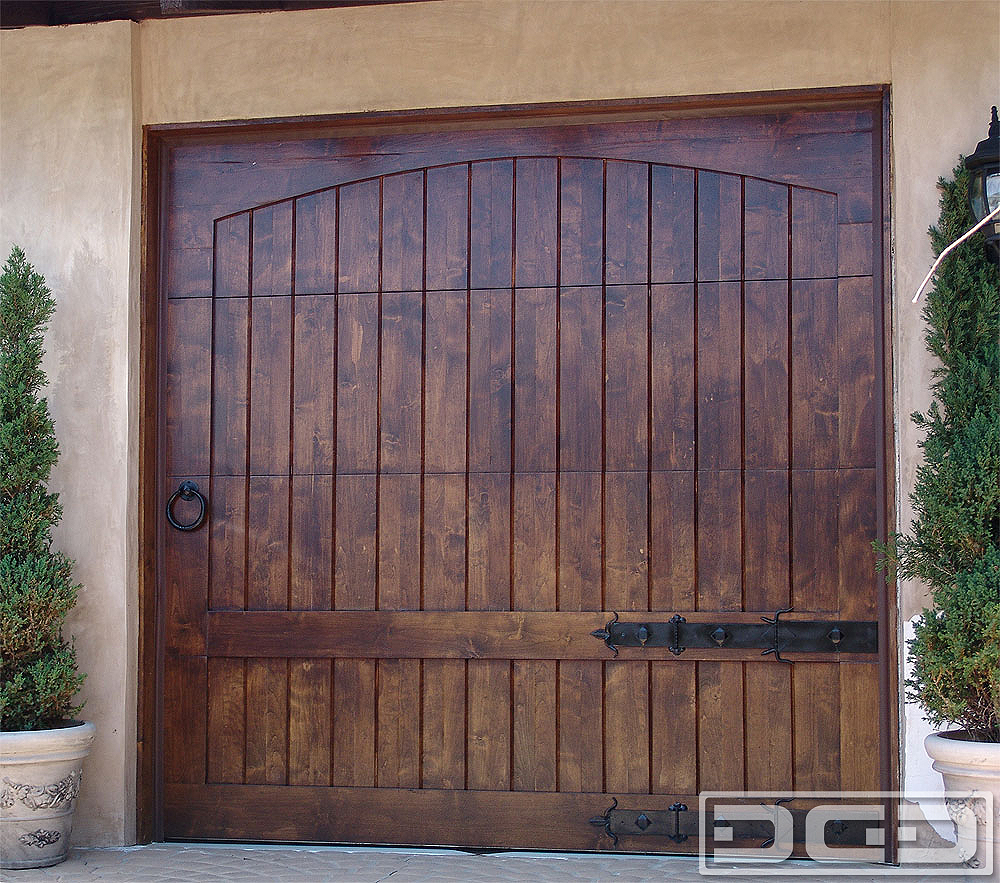 California Dream 07 Custom Architectural Garage Door