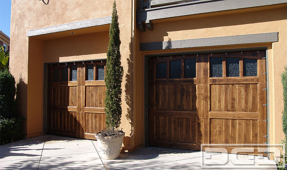California Dream 09 | Custom Architectural Garage Door