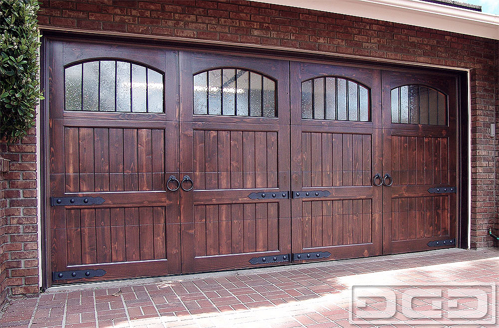 California Dream 14 | Custom Architectural Garage Door