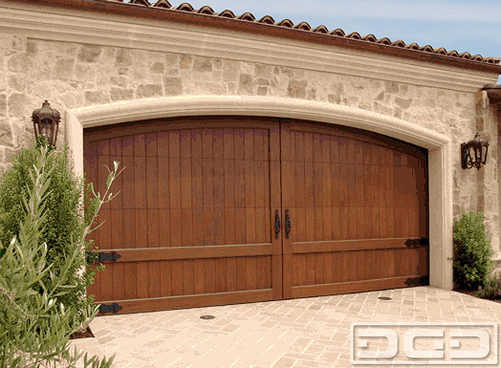 California Dream 15 | Custom Architectural Garage Door