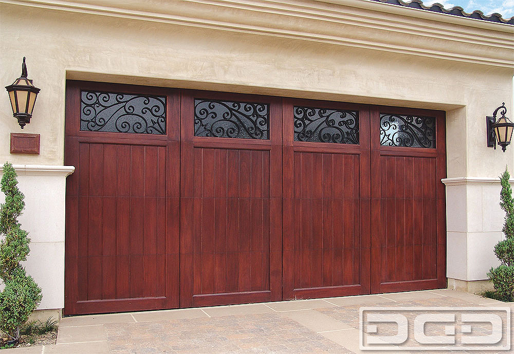California Dream 16 | Custom Architectural Garage Door