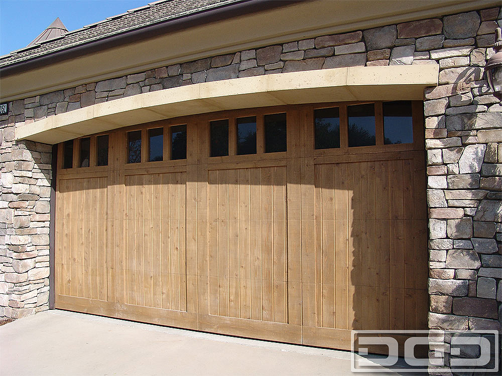 california dream 17 custom architectural garage door