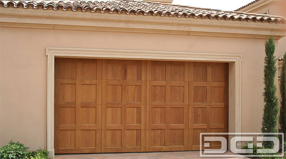 California Dream 21 | Custom Architectural Garage Door