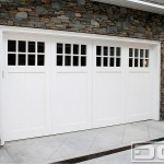Traditional Carriage Style Garage Doors