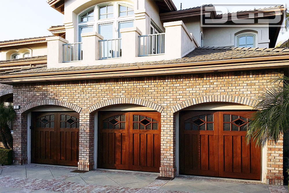 coastal cottage 11 custom architectural garage door
