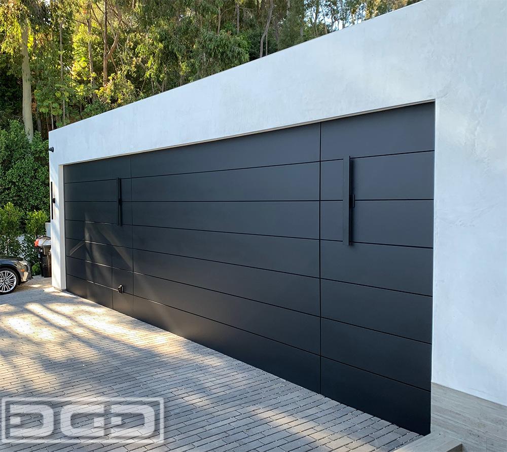 Contemporary 01 | Custom Architectural Garage Door