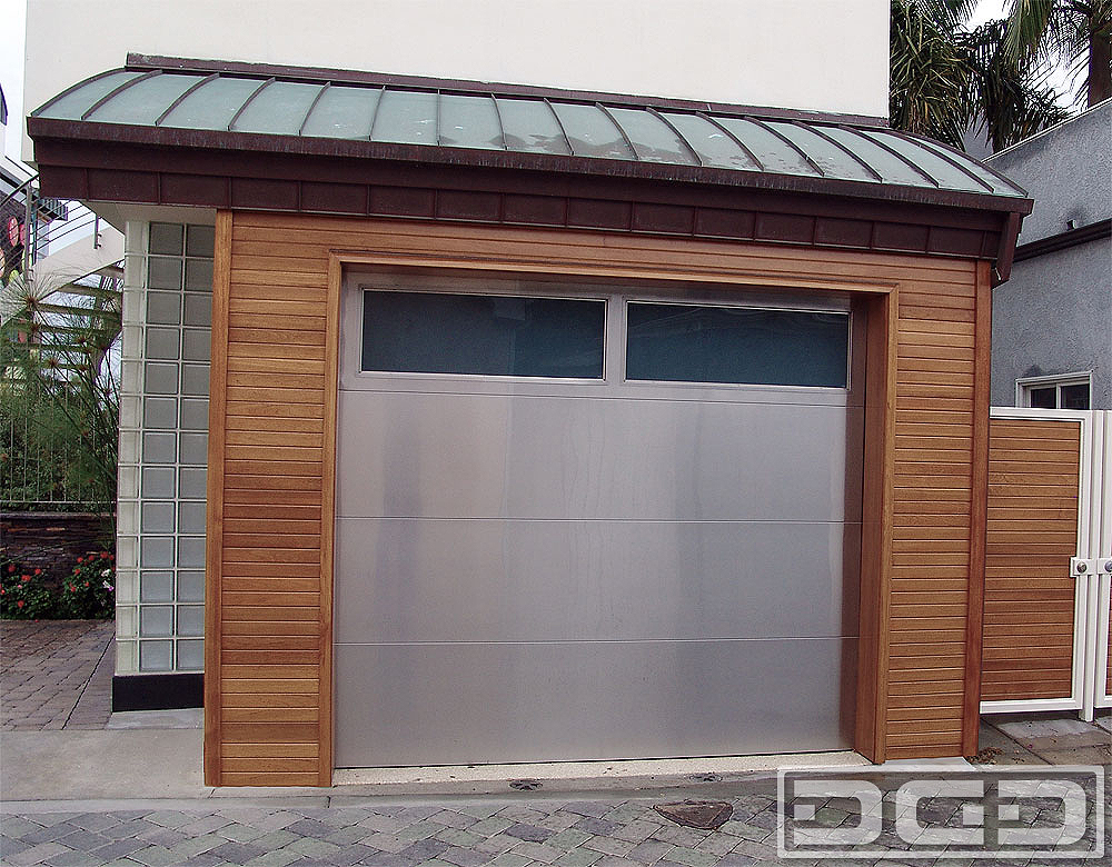 Mid Century Modern Garage Doors With Windows contemporary 04 | custom architectural garage door - dynamic