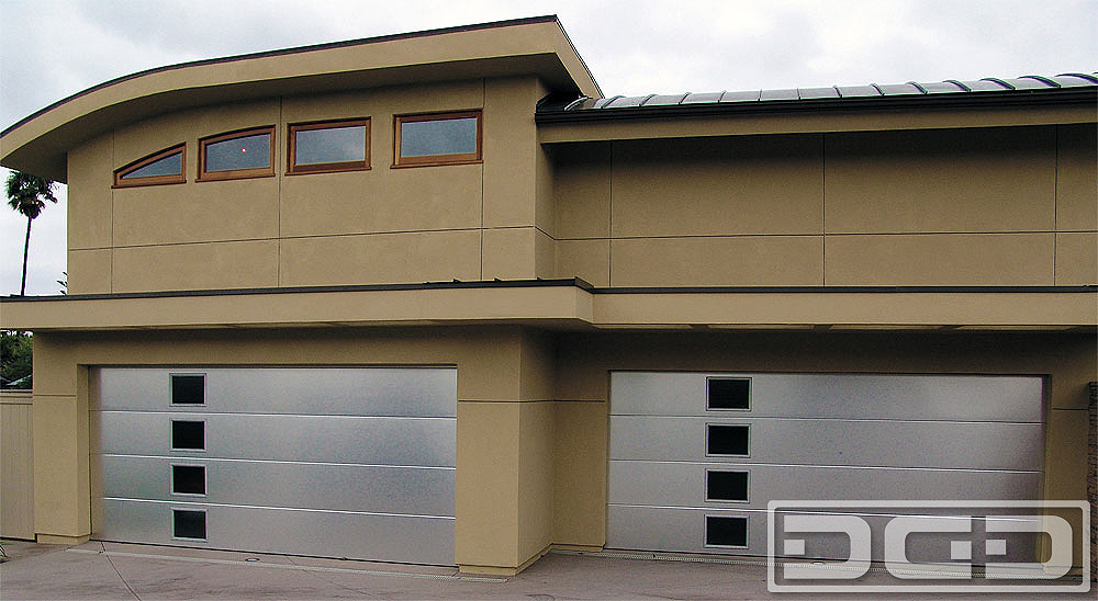 Contemporary 06 | Custom Architectural Garage Door