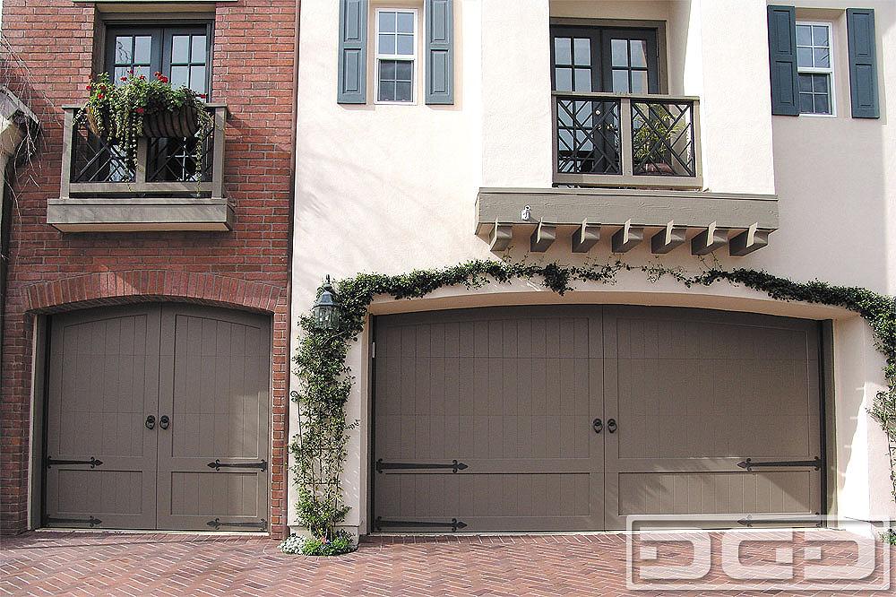 Eco Alternative 01 Custom Architectural Garage Door