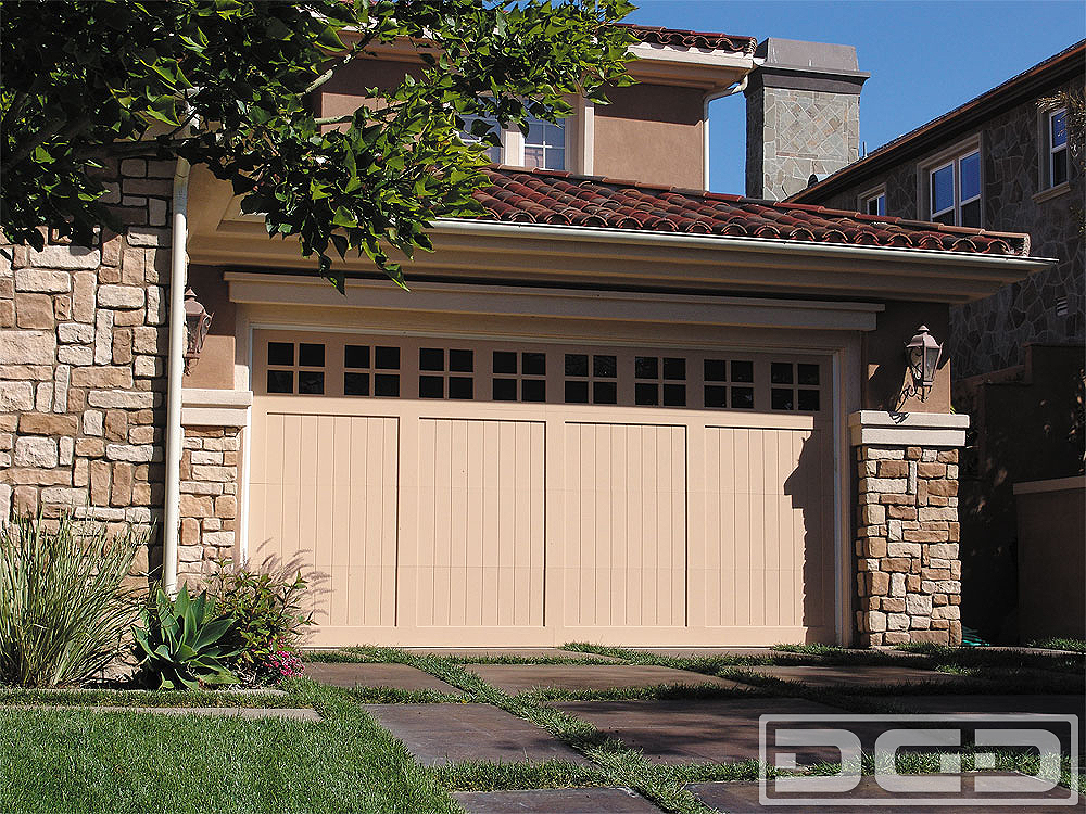 ECO-Alternative 03 | Custom Architectural Garage Door