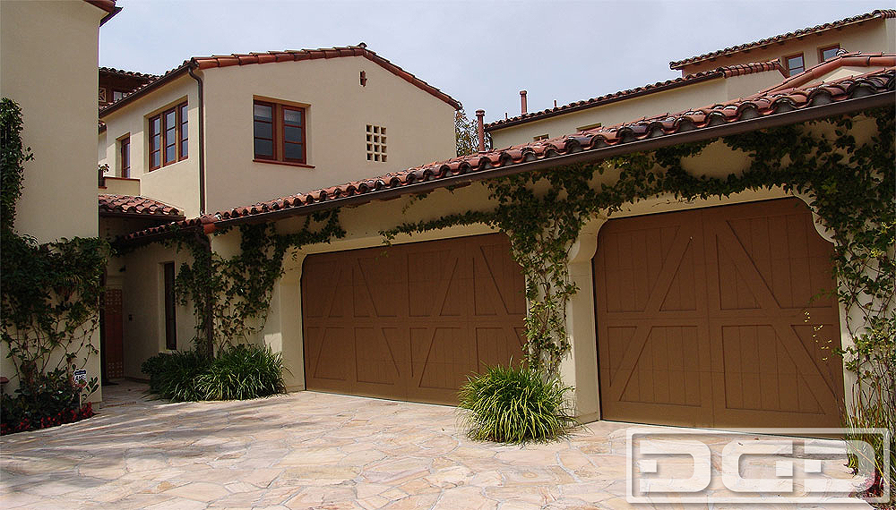ECO-Alternative 05 | Custom Architectural Garage Door