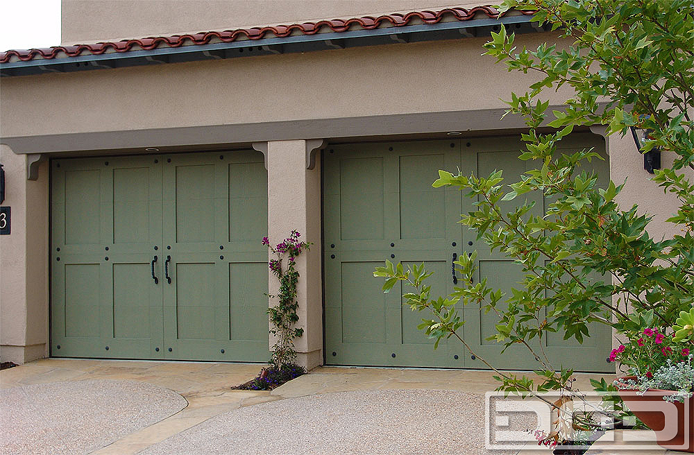 ECO-Alternative 09 | Custom Architectural Garage Door