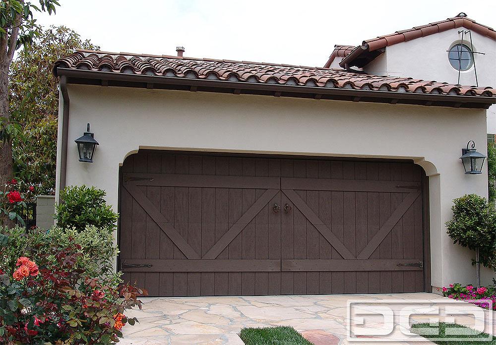 ECO-Alternative 12 | Custom Architectural Garage Door