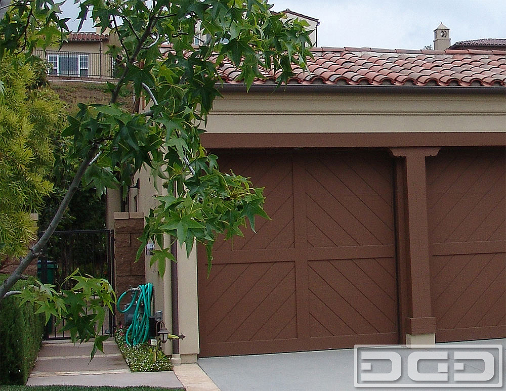 ECO-Alternative 13 | Custom Architectural Garage Door
