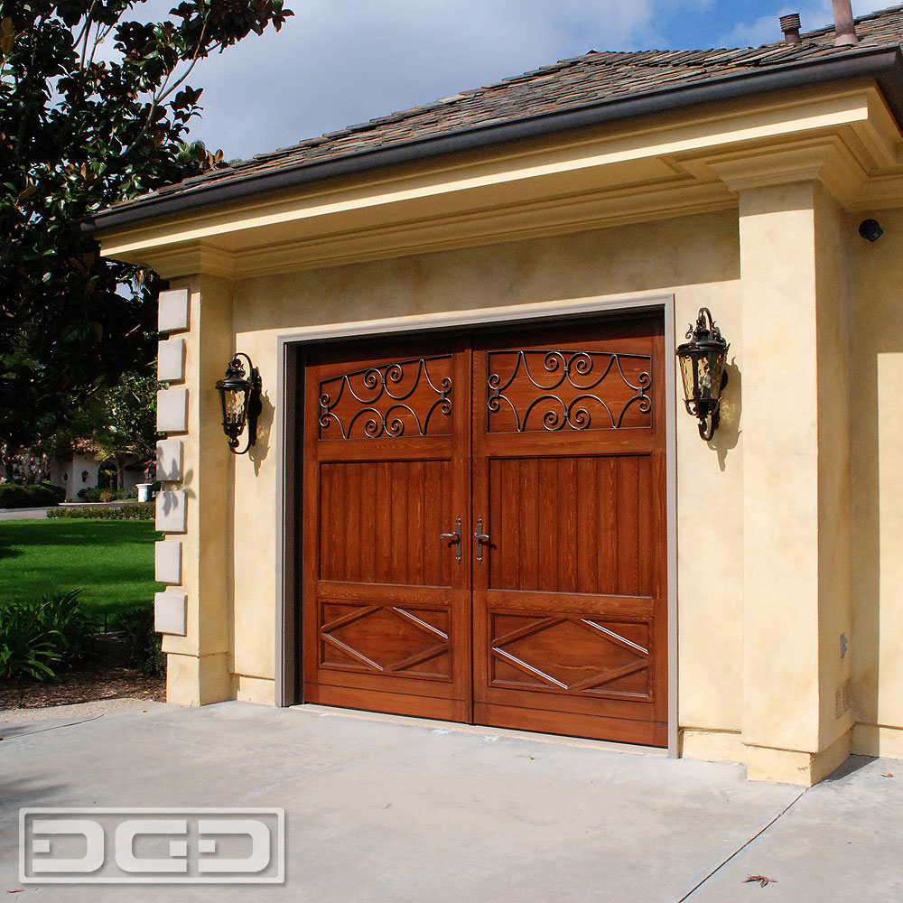 French Campestral 02 | Custom Architectural Garage Door
