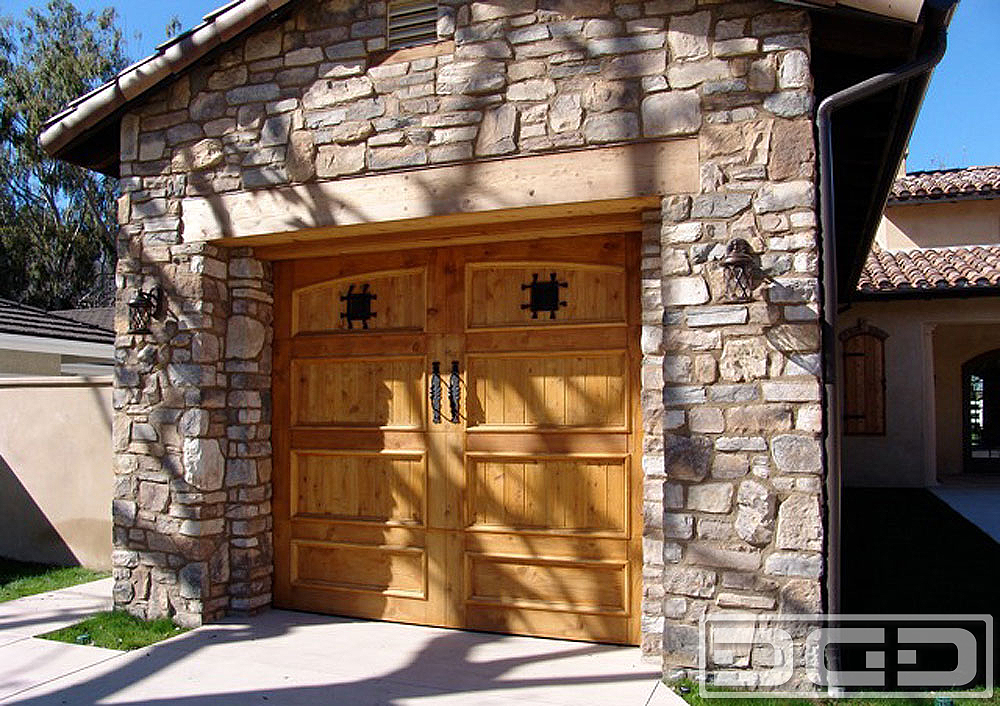 French Campestral 05 | Custom Architectural Garage Door
