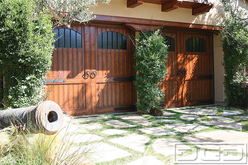 French Campestral 06 | Custom Architectural Garage Door