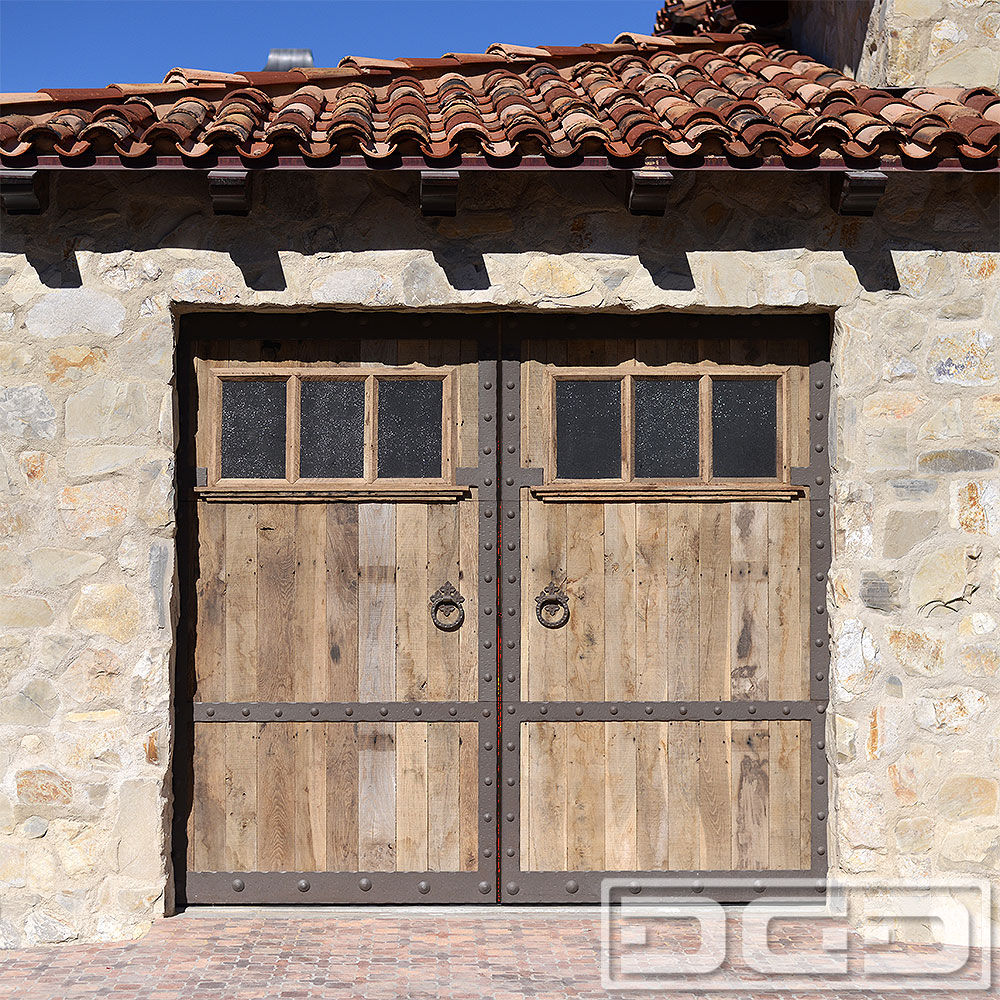 french campestral 08 custom architectural garage door