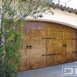 French Door Designs for Overhead Garage Doors