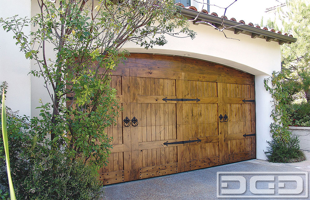 French Campestral 10 | Custom Architectural Garage Door