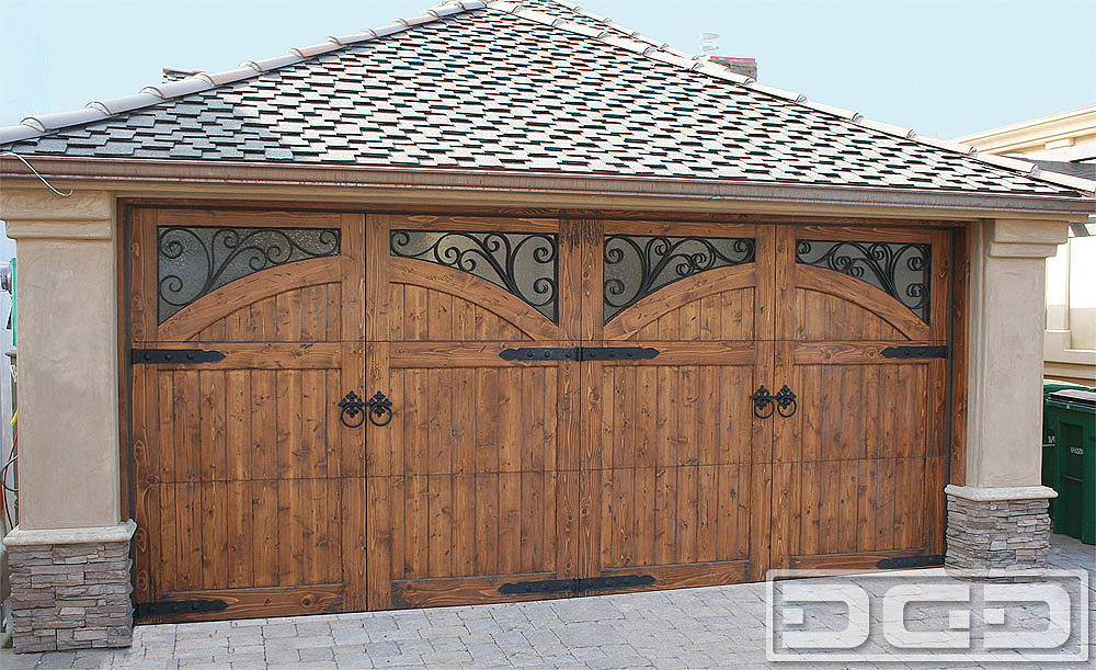 Exceptional French Campestral 11 | Custom Architectural Garage Door