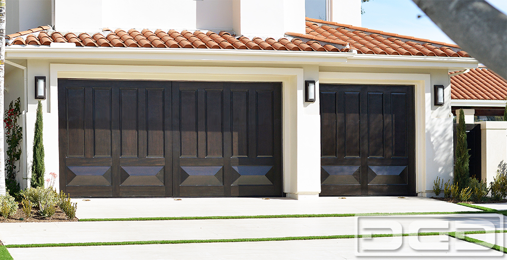 Mediterranean Revival 15 | Custom Architectural Garage Door