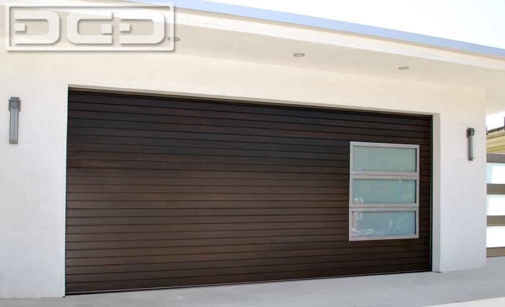Mid Century 04 | Custom Architectural Garage Door