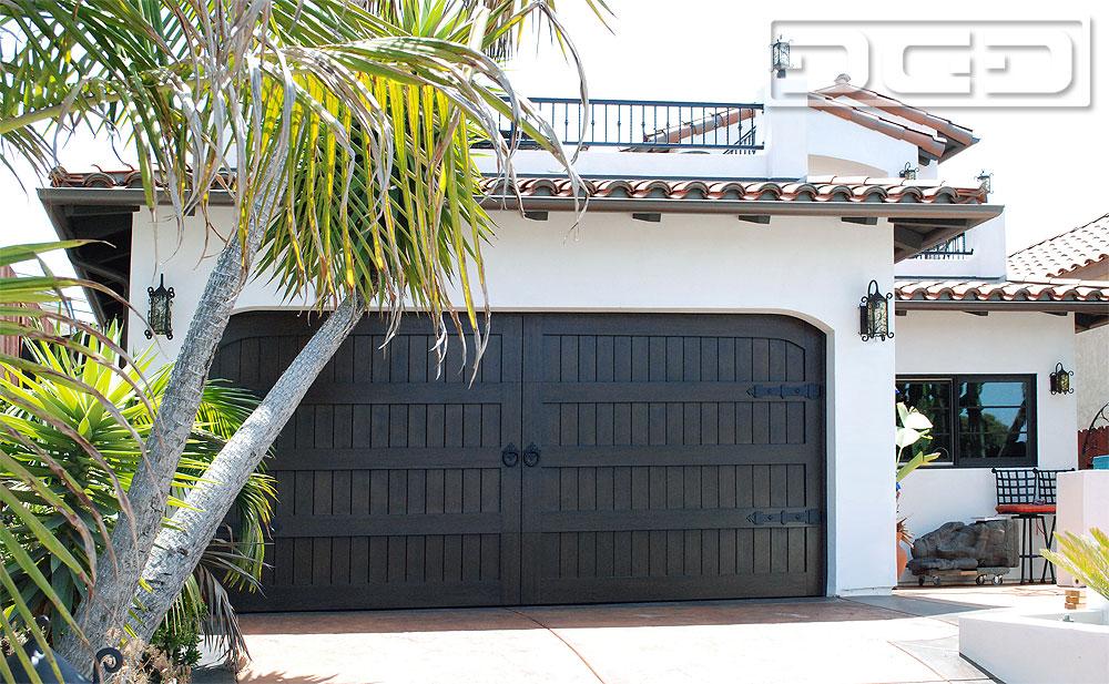 Spanish Colonial 06 | Custom Architectural Garage Door