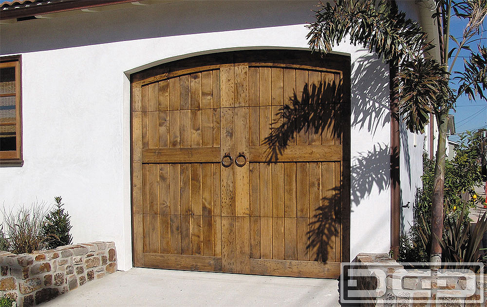 Spanish Colonial 07 Custom Architectural Garage Door