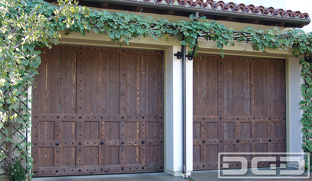 Spanish Colonial 13 | Custom Architectural Garage Door & Spanish Colonial 13 | Custom Architectural Garage Door - Dynamic ... Pezcame.Com