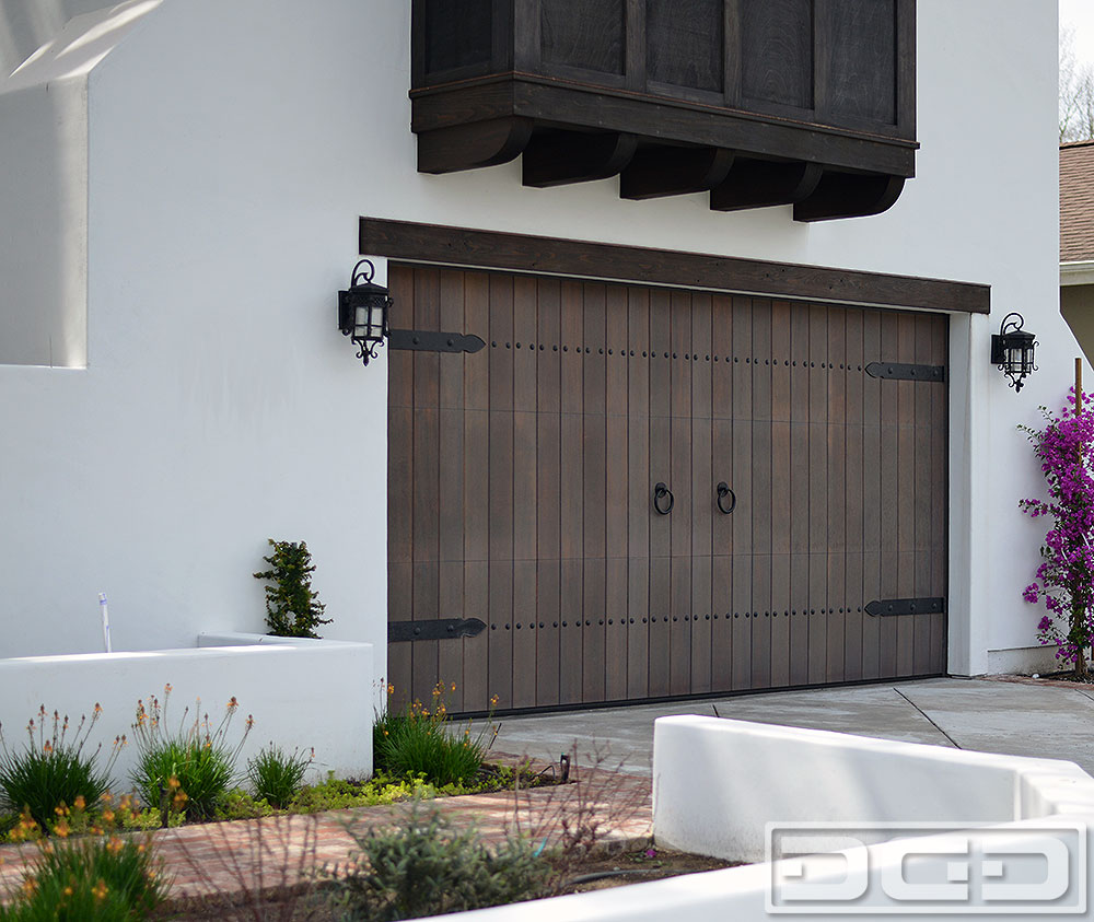 Spanish Colonial 15 | Custom Architectural Garage Door