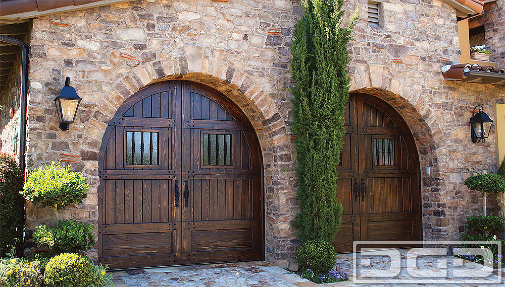 Tuscan Renaissance 01 | Custom Architectural Garage Door