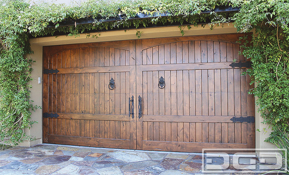 Tuscan Renaissance 04 Custom Architectural Garage Door