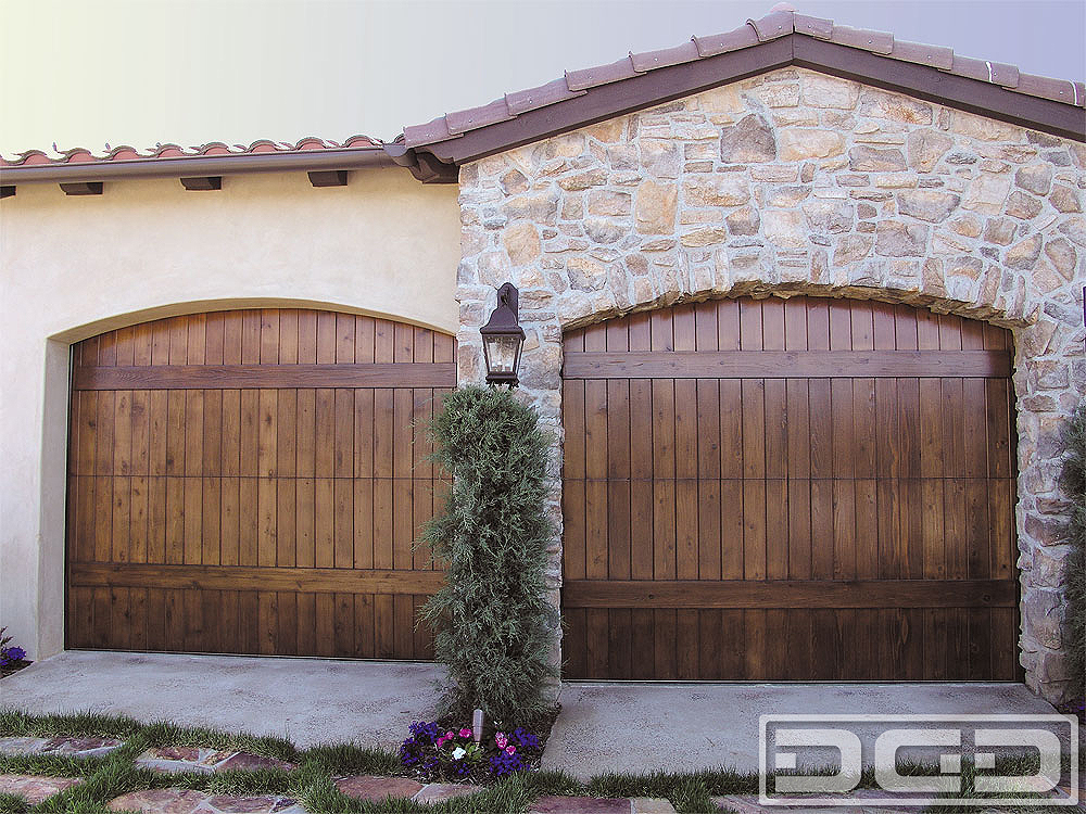 Tuscan Renaissance 05 | Custom Architectural Garage Door