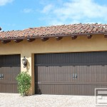 Tuscan renaissance collection custom garage doors for Garage renaissance medreac