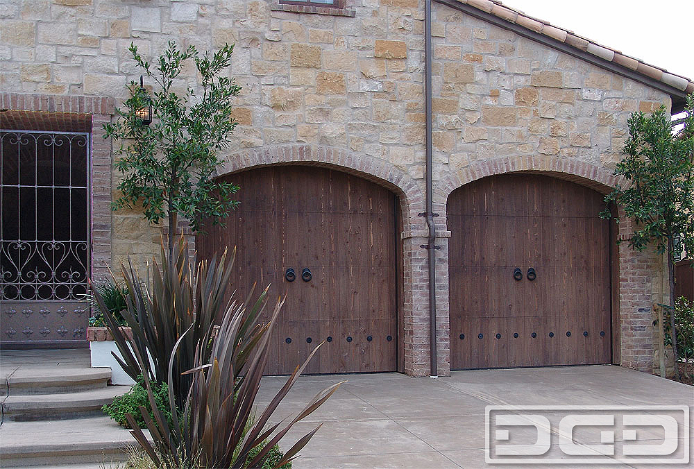 Tuscan Renaissance 08 | Custom Architectural Garage Door